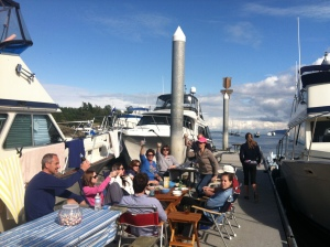 A Toast to Boating 2013 !